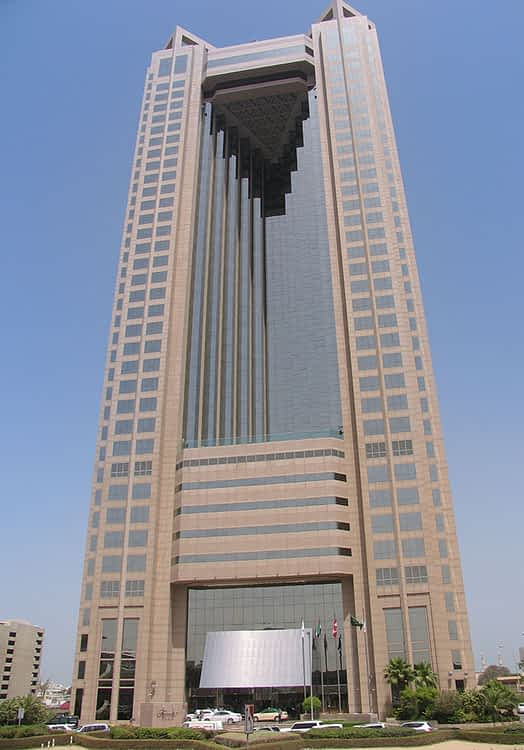 Fairmont Hotel - Dubai cephe kaplama projesi