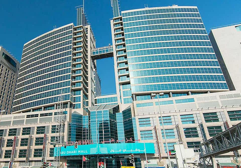 Abu Dhabi Trade Center - Abu Dhabi cephe kaplama projesi