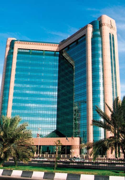 Adco Headquarter - Abu Dhabi cephe kaplama projesi