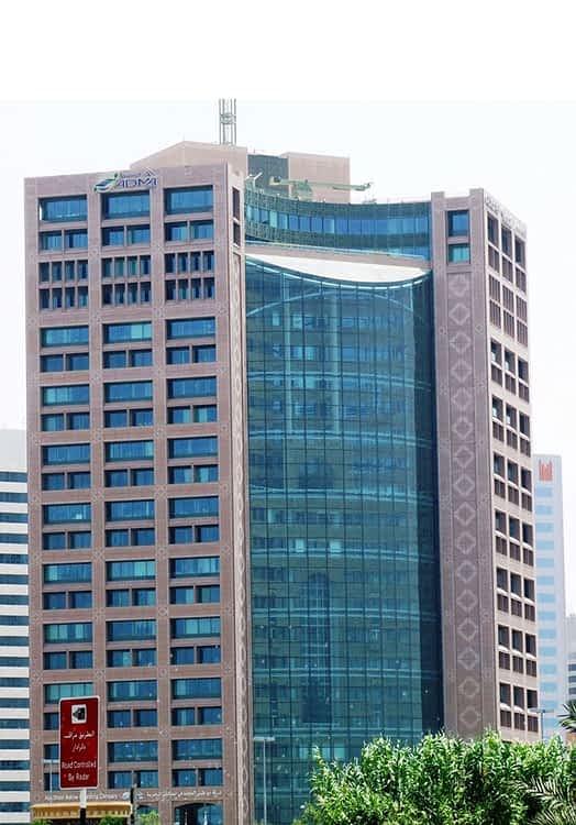 Admo-Opco & Adgas HQ Complex - Abu Dhabi cephe kaplama projesi